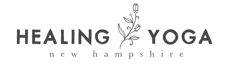 Healing Yoga NH Logo