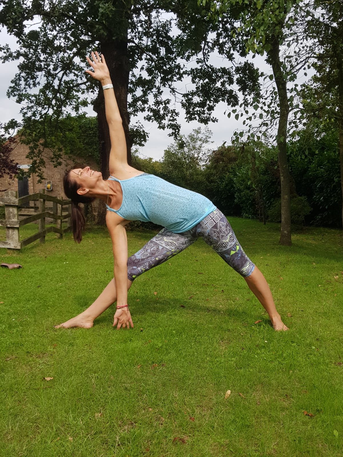 Yoga with Sally - Hi,I'm Sally and since I discovered the many benefits yoga can bring to one's life 5 years ago I have been a dedicated convert. In order to broaden and deepen my practice I undertook my teacher training course with Yoga London under the guidance of Silvia Pingazali and am now able to thankfully fill my days with yoga!Yoga has completely changed my approach to life and I am now reaping the benefits of a more mindful approach to every day living with the added benefits that a daily yoga practice brings of feeling comfortable and at ease with your body.I truly believe that the practise of yoga can enhance the lives of everybody no matter what age or level of fitness and I look forward to sharing yoga in the local community.