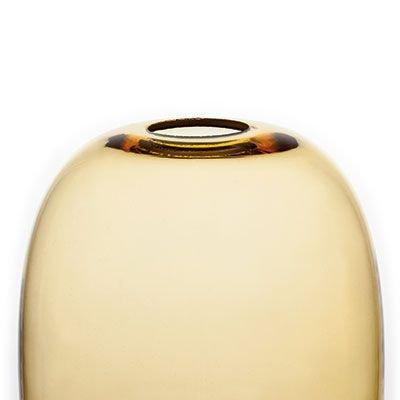 V2 Glass Transparent Amber