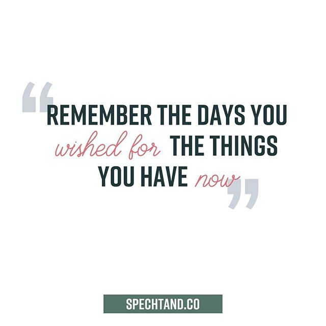 "Another #truthbombthursday for my IG fam. This is something I  need to remind myself of ALL. THE. TIME. . . I used to sit in my cubicle counting down the hours until it was time to clock out for the day, telling myself that ""one day"" I won't have to do this anymore. I'll get to work on my own schedule, I'll get to spend more time with my husband and my fur-babies, I'll have control over what projects I take on, and I won't ever have to back to corporate purgatory ever again . Well guess what...ALLLL of that is my reality now. Sometimes I lose sight of just how far I've really come, and I'd be willing to bet that if you're part this online entrepreneur culture where we are conditioned for more, more, more then you can probably relate . So tell me in the comments, what's your ""thing"" you wished for that you've hustled hard enough to make a reality? It can be as huge as buying a new house or as small as getting to wear yoga pants to work instead of heels and slacks. I want to know! . . #graphicdesign #branddesign #webdesign #quotes #motivationalquotes #smallbusiness #onlinebusiness #creativepreneur  #solopreneur #sidehustle #mycreativebiz #communityovercompetition #savvybusinessowner #creativeentrepreneur #risingtidesociety #tnchustler #calledtobecreative #creativelifehappylife #makersmovement #etsyseller #successcoach #youngentrepreneurs #femaleentrepreneur #beyourownboss #dreamjob #girlboss #successquotes #makersgonnamake #youngentrepreneur"