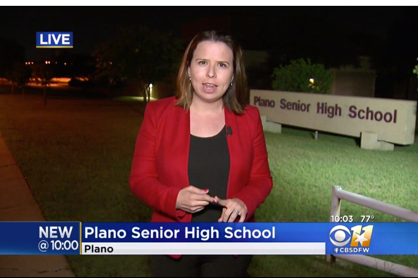 Third Suicide Of Year Casts Shadow At Plano Senior High