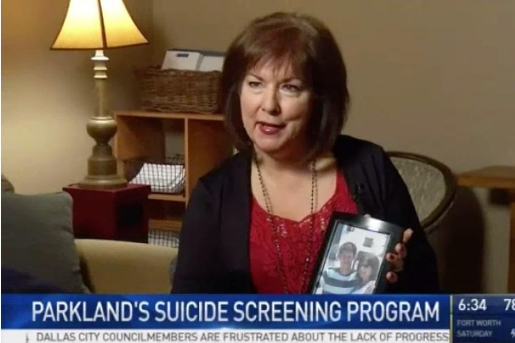Parkland Pioneers Suicide Screening Program