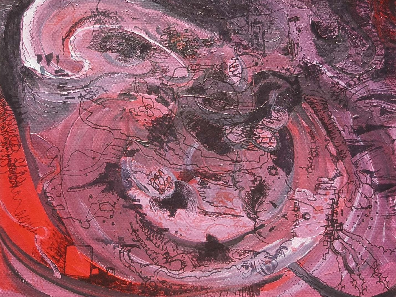 Red Vortex by Grant Halliburton –   Download Image
