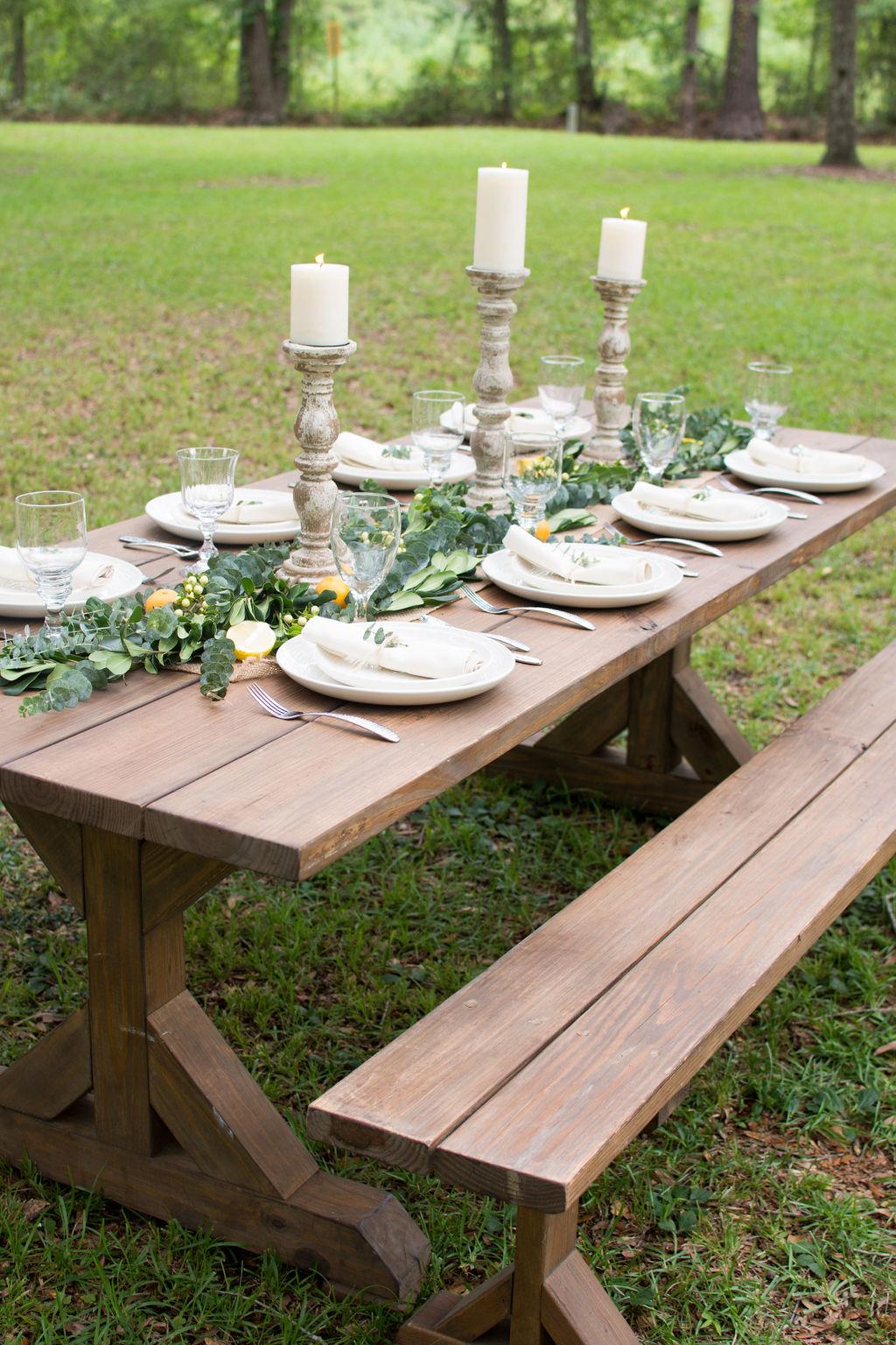 Rentals — Timberline Garden Carpentry