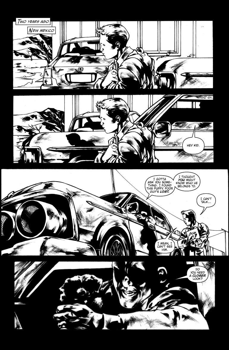Devolution (Issue 4, Page 1)