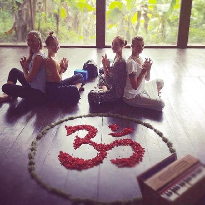 Sanna Tibetan Heart yoga