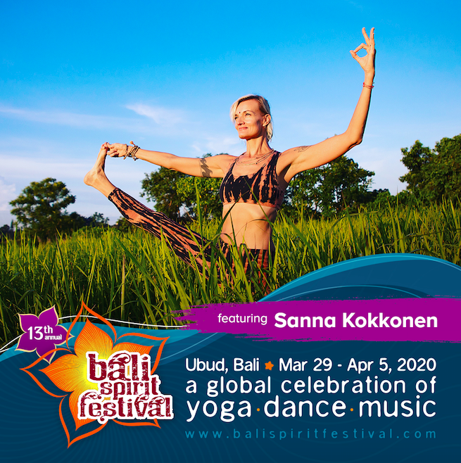 Skyogini Tour Schedule Sanna Kokkonen Yoga Teacher