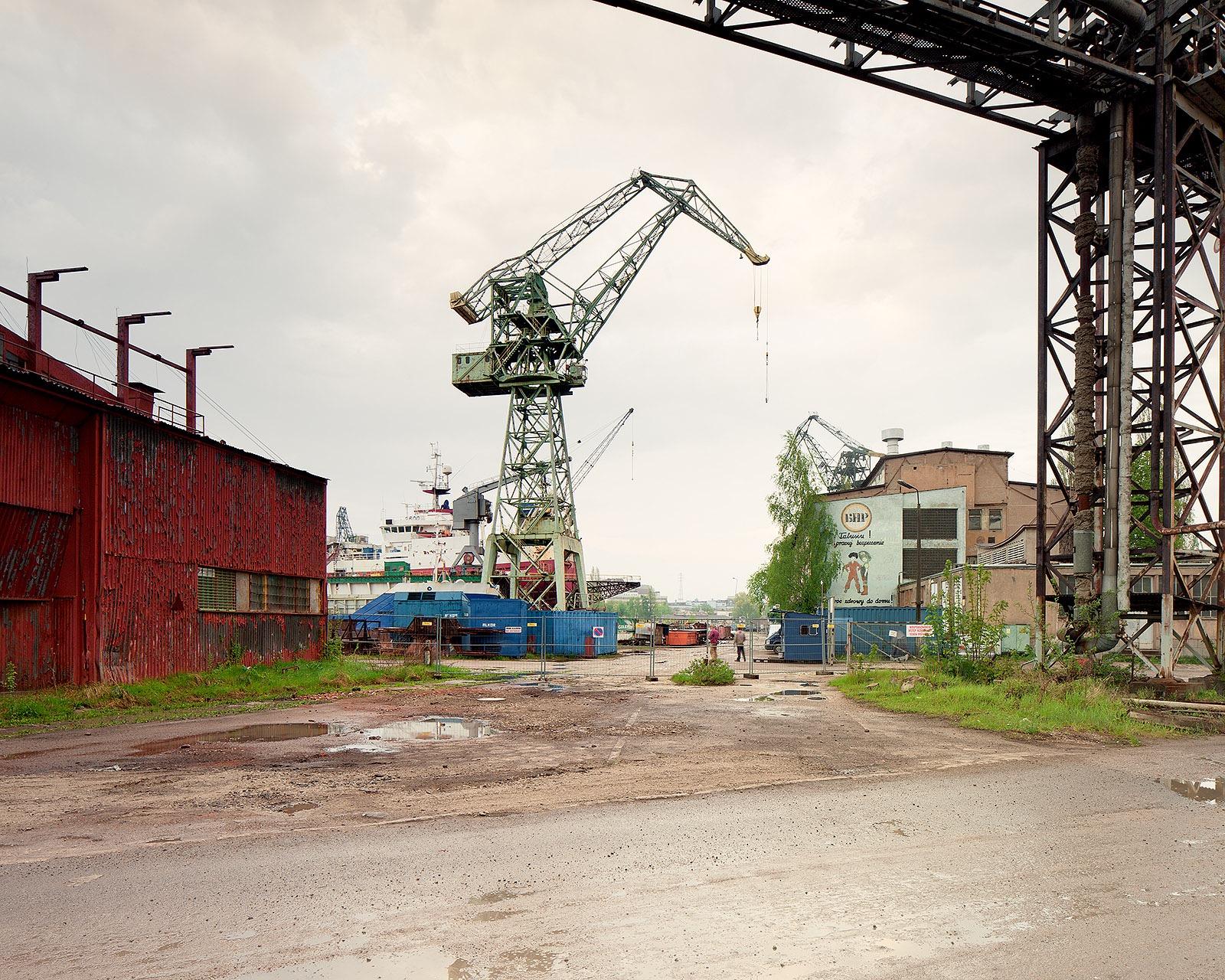 Shipyard #4