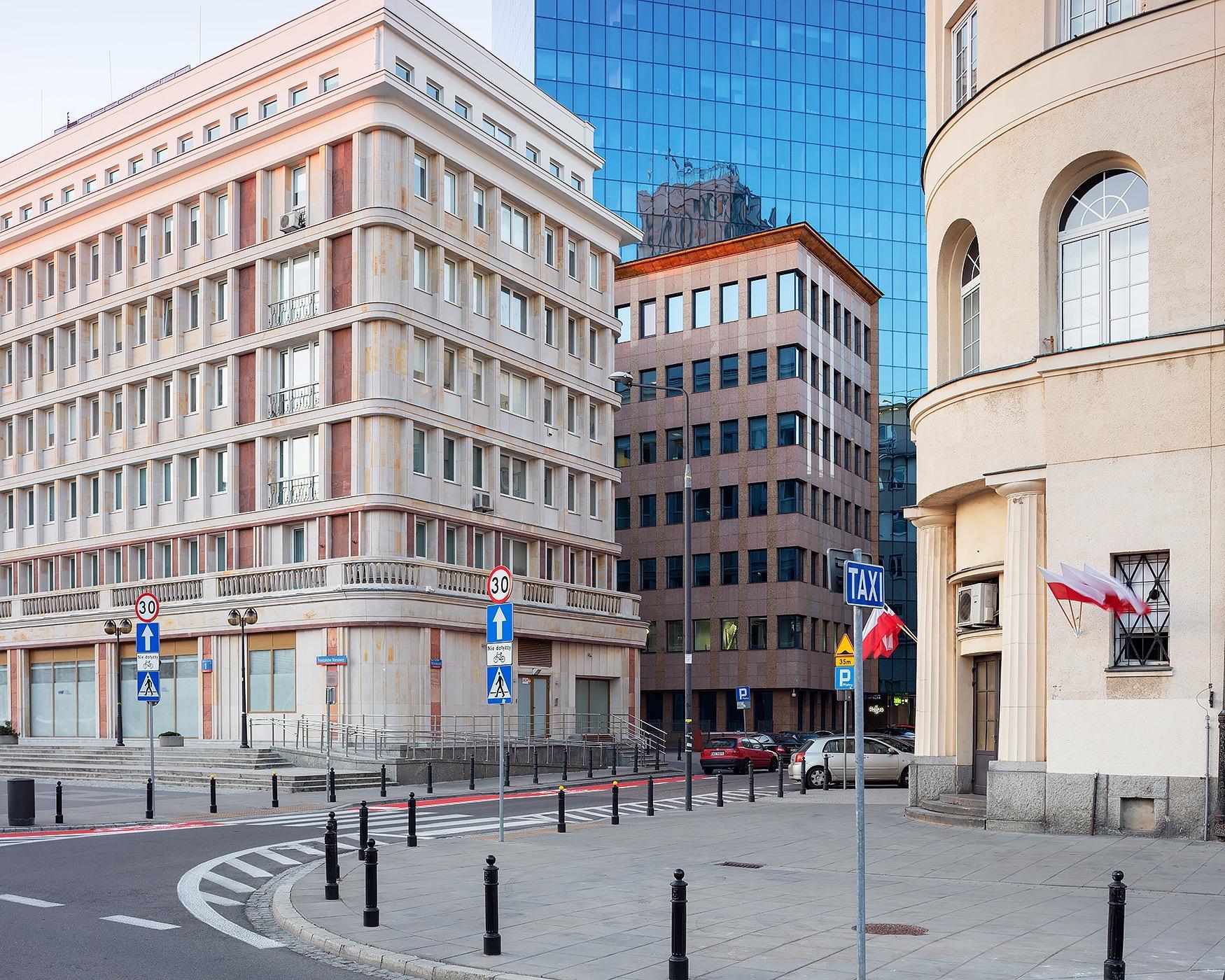Plac Powstancow Warszawy
