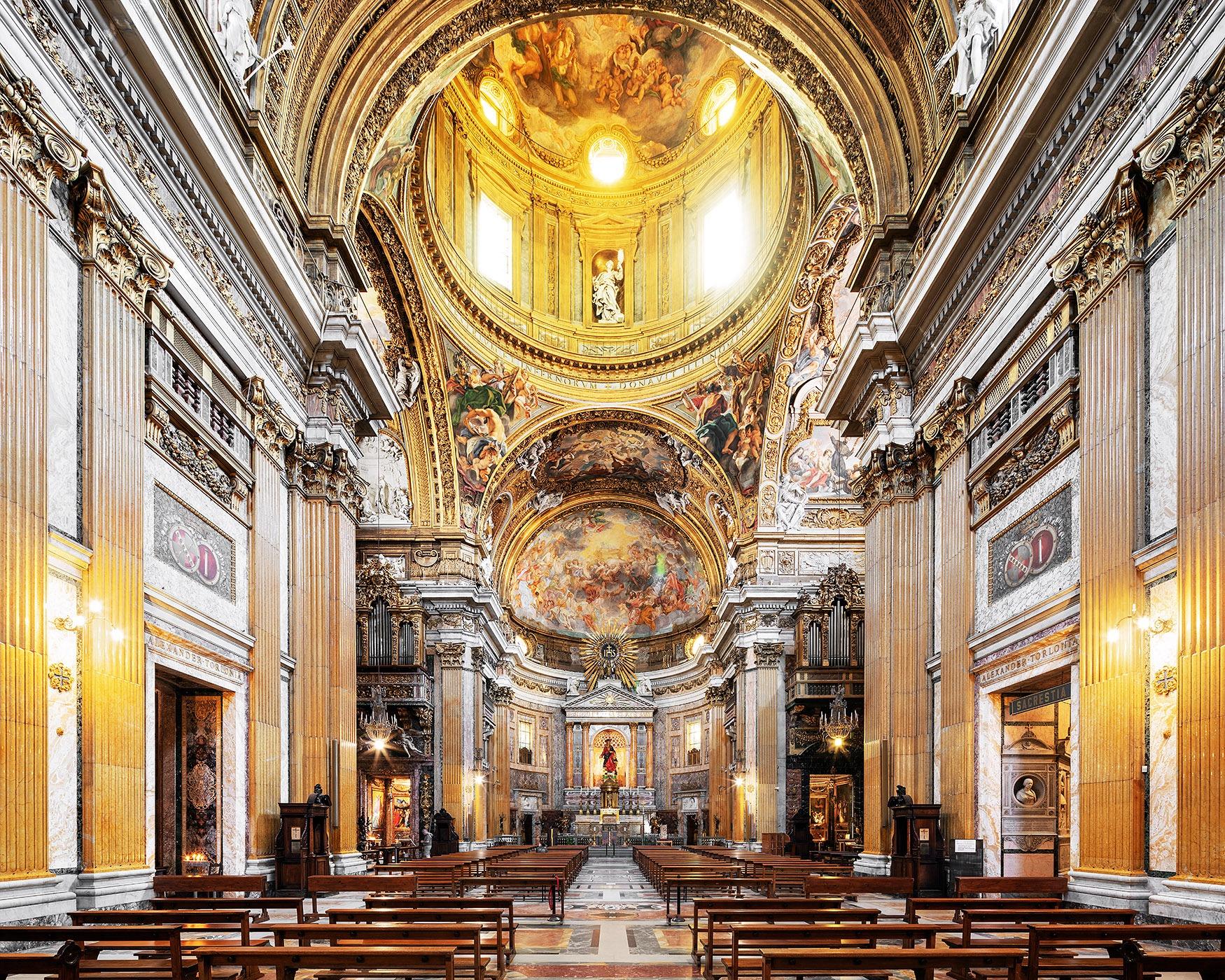 The Church of the Gesù