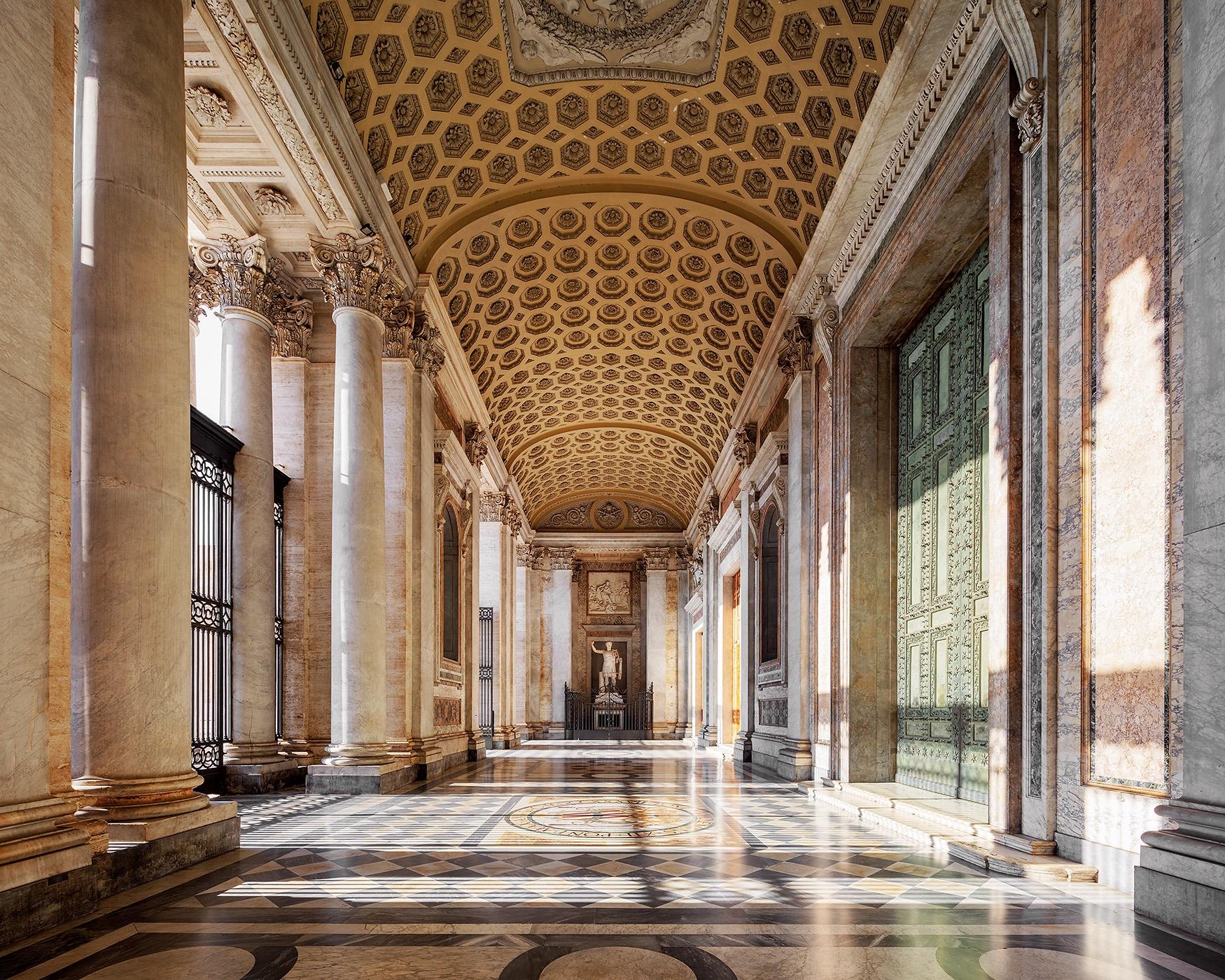 Archbasilica of Saint John Lateran Entrance
