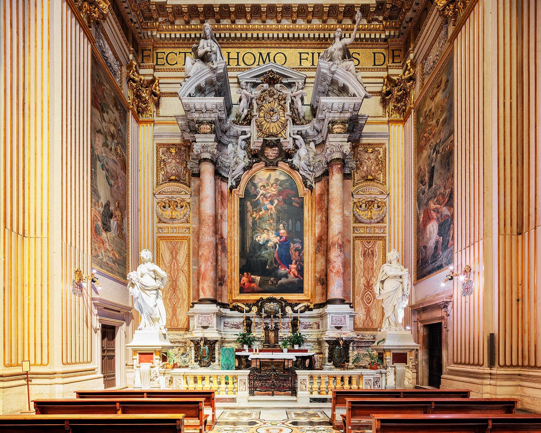 The Church of Sant'Andrea della Valle III