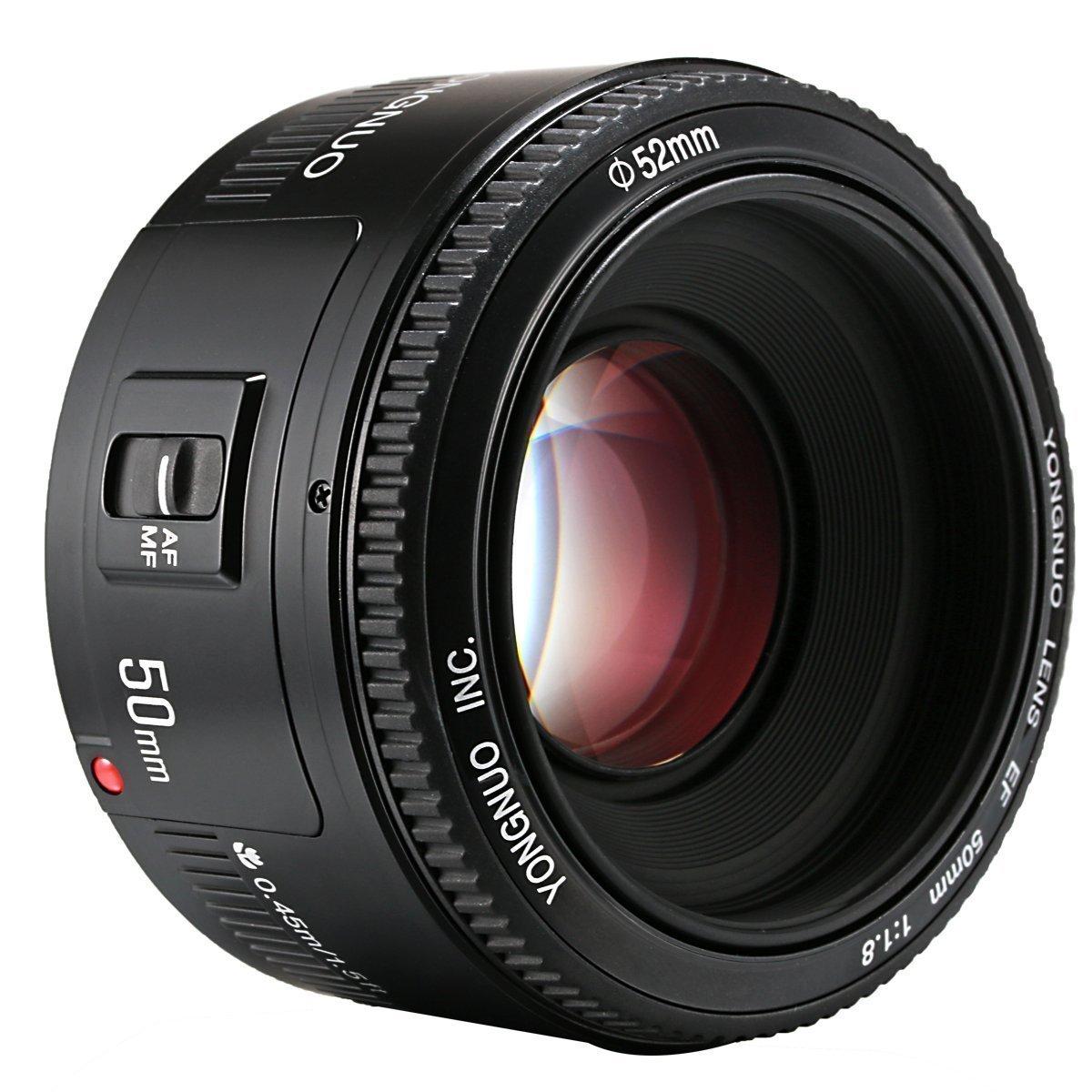Yongnuo ED 50mm f/1.8mm