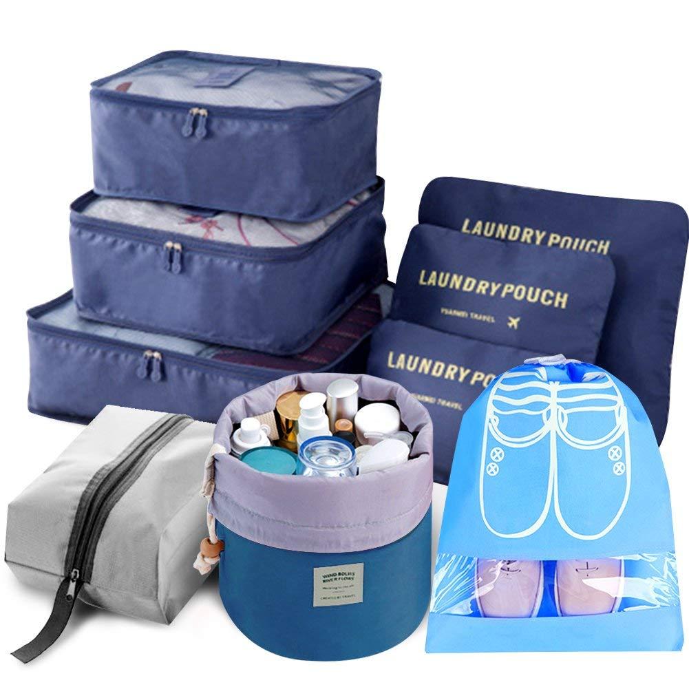 Travel Suitcase organisers