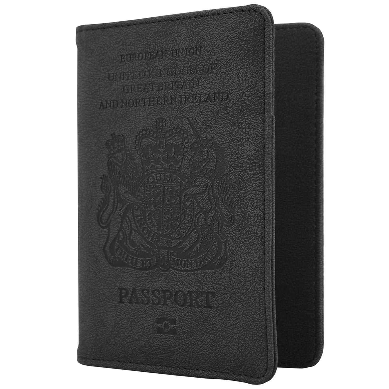 RFID Blocking Passport Holder