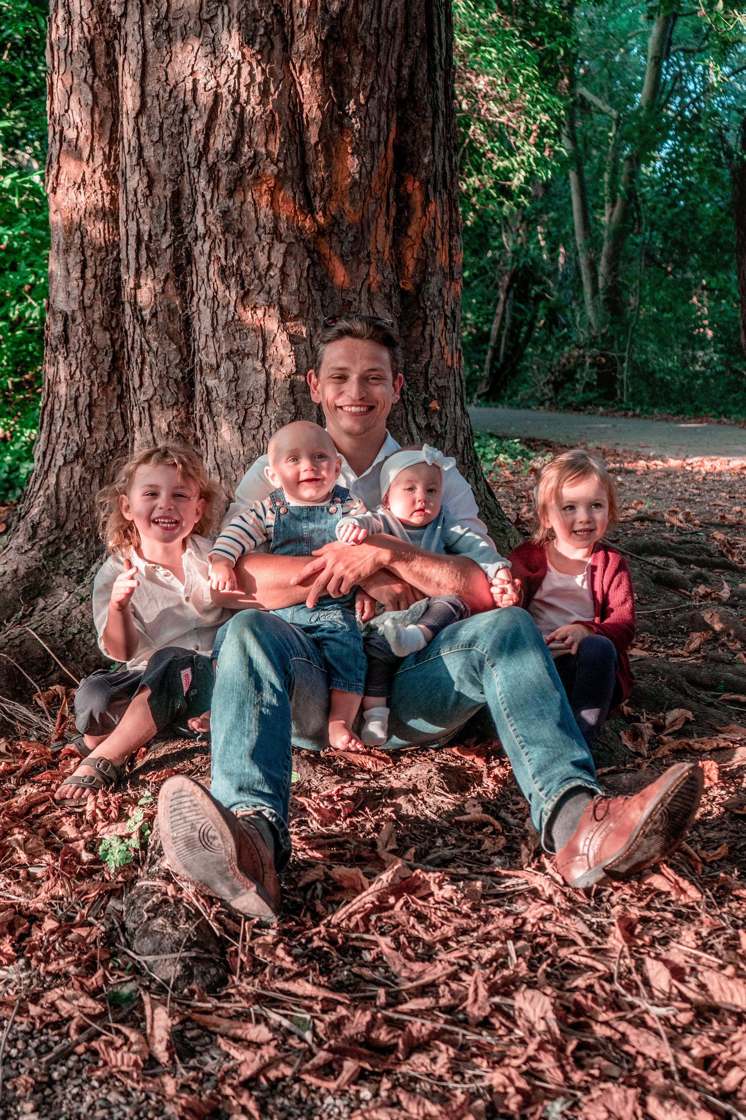 FALKNOR FAMILY - FAMILY SHOOT