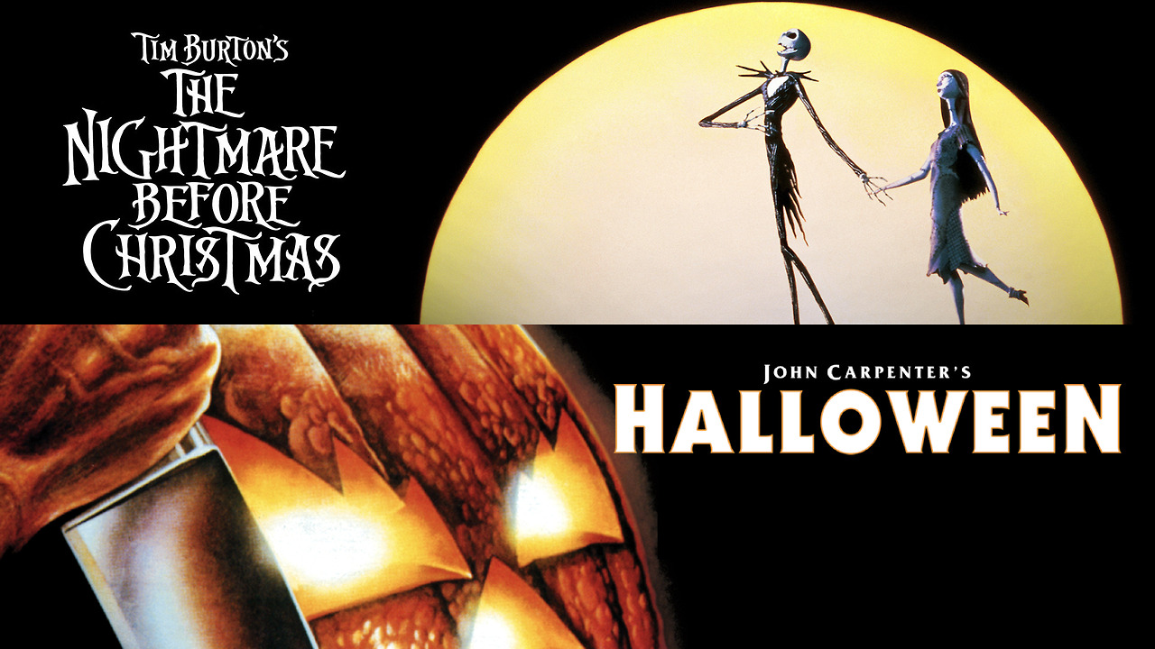 On  HALLOWEEN NIGHT  we return to The Angel Hotel, the site of some our spookiest screenings, to present Tim Burton's THE NIGHTMARE BEFORE CHRISTMAS and John Carpenter's original HALLOWEEN on the big screen!   6:00pm: THE NIGHTMARE BEFORE CHRISTMAS -  book tickets   7:45pm: HALLOWEEN -  book tickets