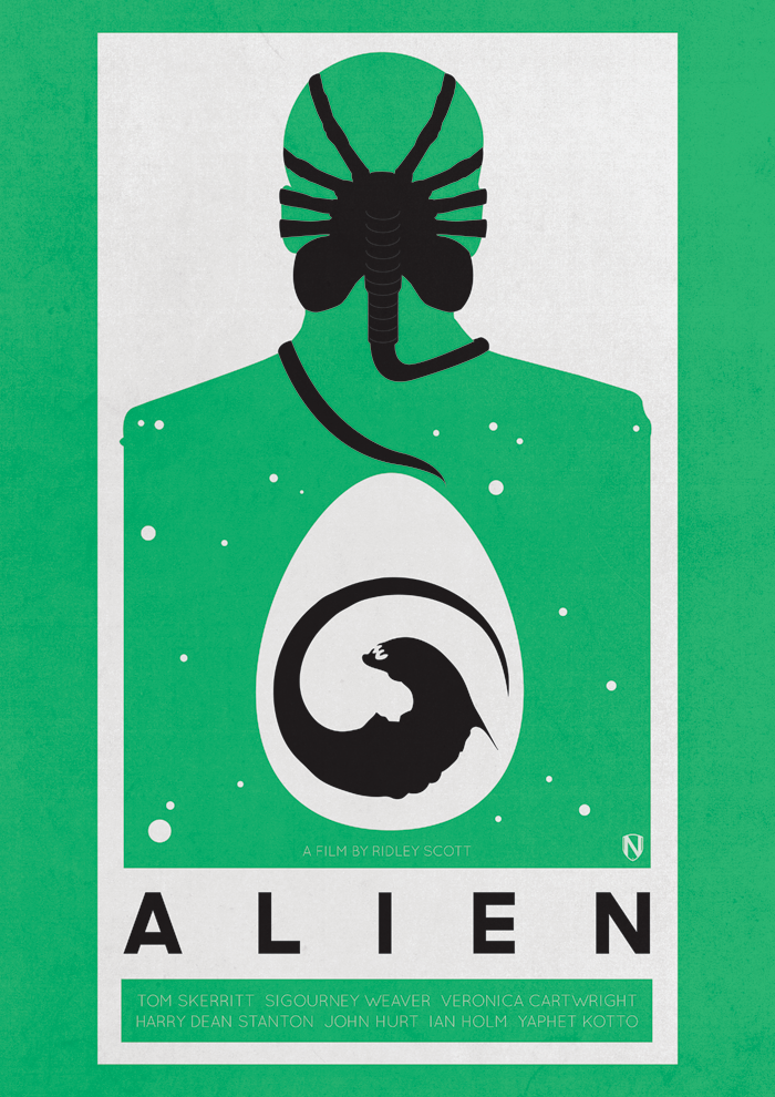 ALIEN at TECHNIQUEST   Friday 8th June / Saturday 9th June   Doors: 7pm Feature: 8pm sharp   In space no one can hear you scream.     Investigating an apparent distress signal, the crew of the mining ship Nostromo soon find themselves facing a horrifying new threat …   Just as the much-anticipated Prometheus lands, the team behind the recent screening of The Shining in The Angel Hotel invite you to join them for a unique presentation of Ridley Scott's classic original sci-fi thriller in Cardiff's home of scientific discovery.   Tickets are limited and available exclusively from the Chapter box office (  http://www.chapter.org/26998.html  ) so it's best to book early to avoid disappointment.   Poster by Matt Needle.