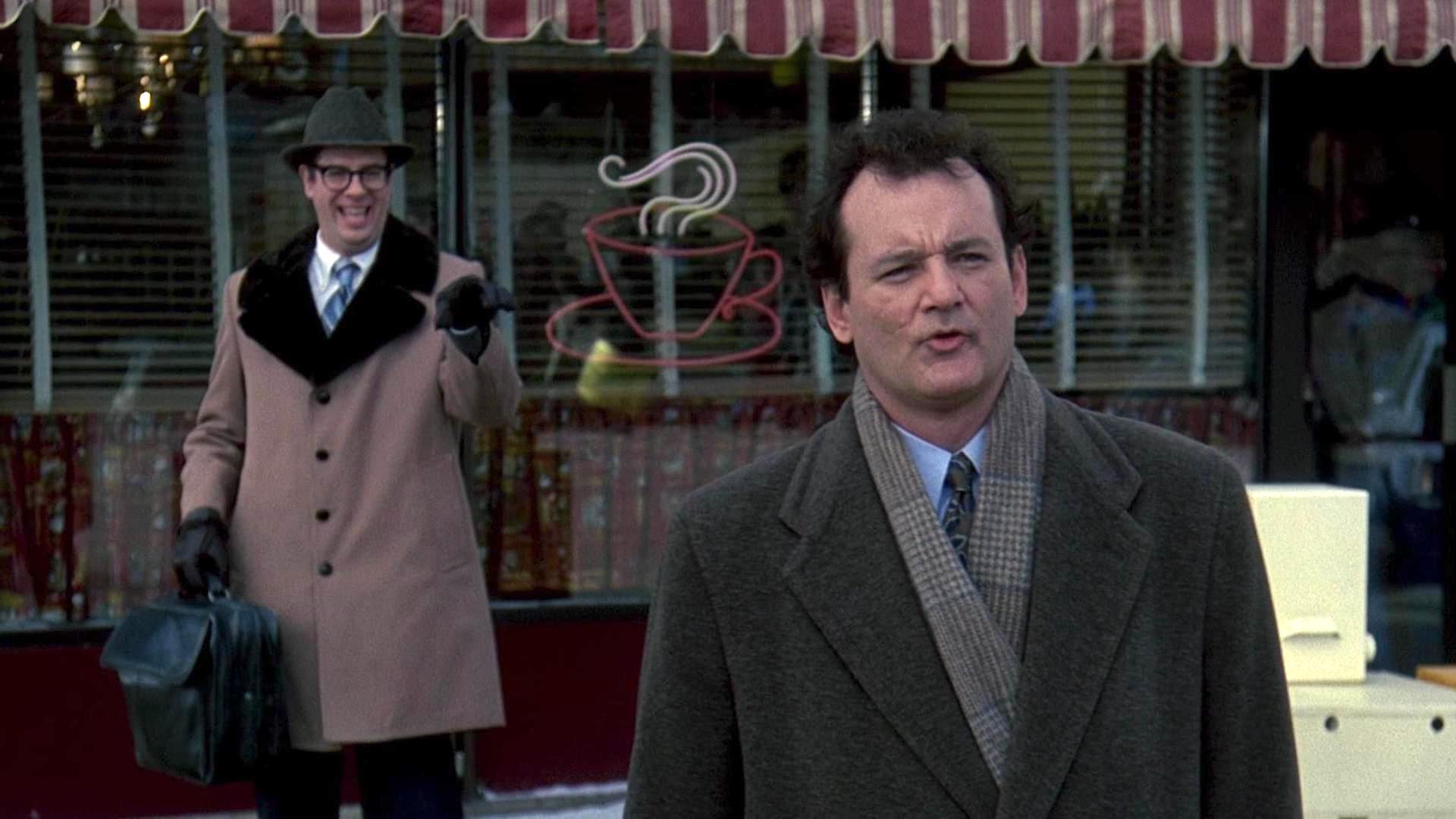 GROUNDHOG DAY on Groundhog Day!   7pm, Saturday 2nd February 2019  Insole Court Mansion  Book your tickets  here .