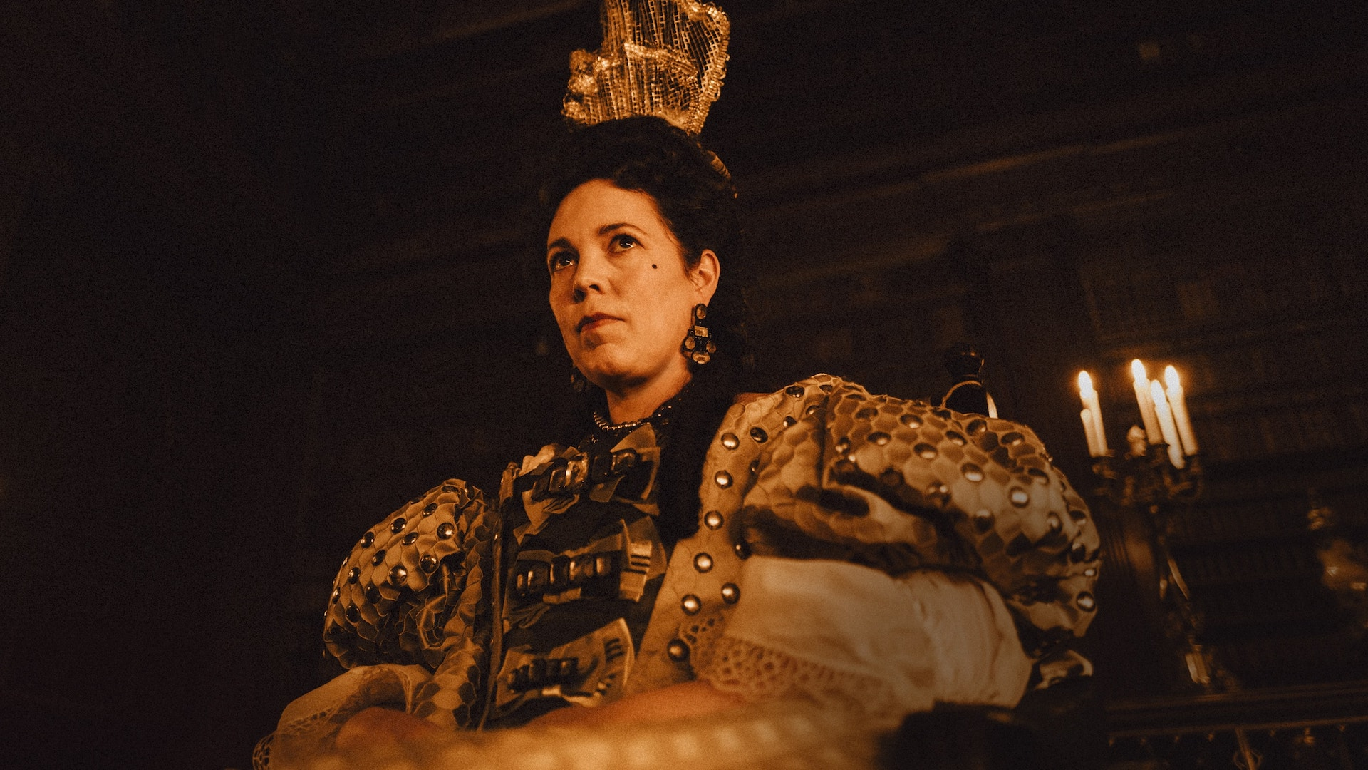 THE FAVOURITE in Insole Court Mansion   7:30pm, Friday 31st May 2019 -  SOLD OUT