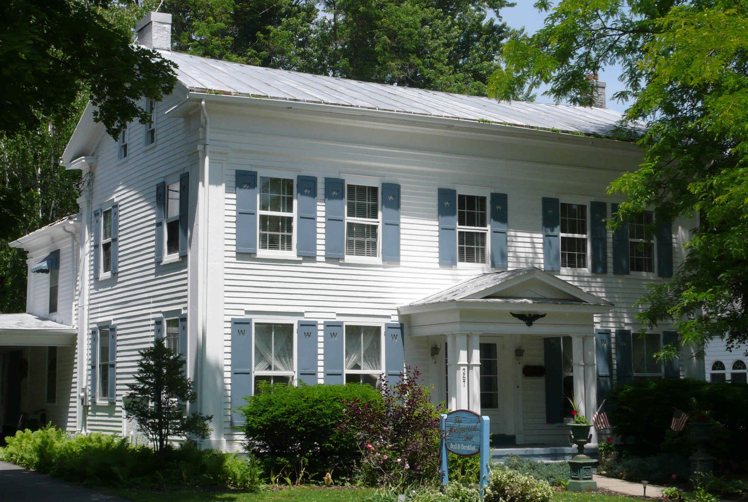 the wedgewood Bed & Breakfast | Schoharie, NY