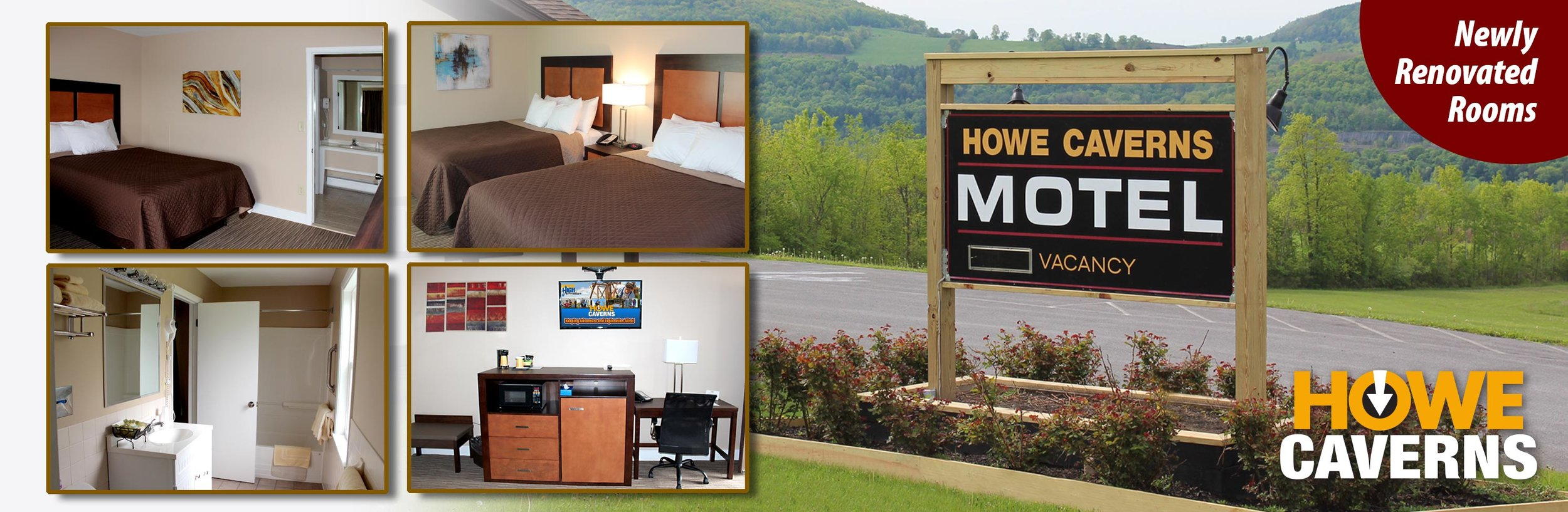 Howe Caverns Motel | Howes Cave, NY