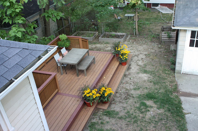 phase one: adding a deck