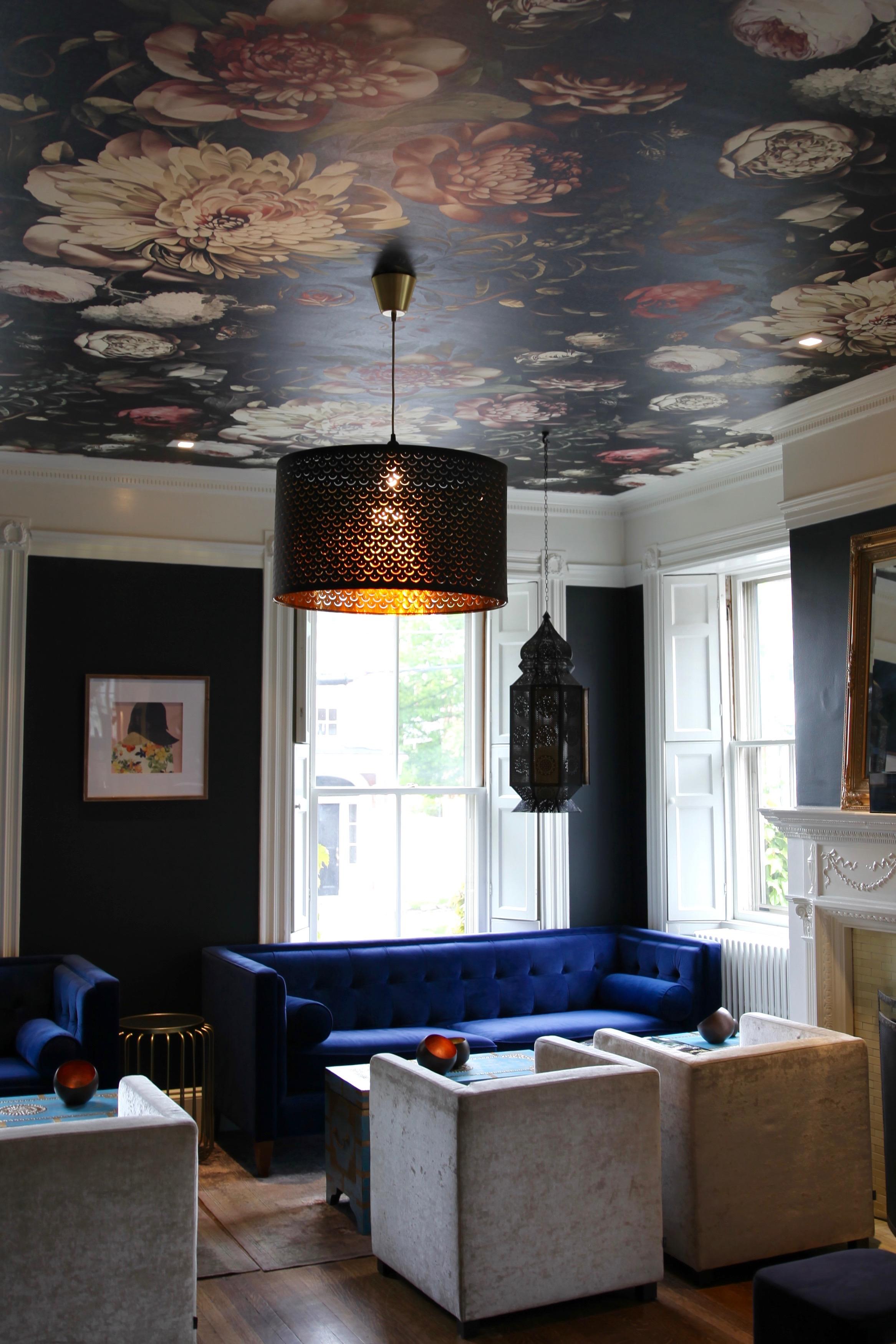 The Danforth, interior
