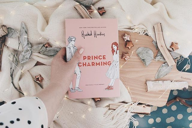 This cover looks so pretty 😍🤩 • • •  Prince Charming by Rachel Hawkins • • •  Daisy winters is a offbeat sixteen year old Floridian with mermaid red hair, a part time job at a bootleg in Walmart, and a perfect sister who's nearly engaged to the crown prince of Scotland. Daisy has no desire to live in the spotlight, but relentless tabloid attention forces her join Ellie at the relative seclusion of the castle across the pond. While the dashing young Miles has been appointed to teach daisy the ropes of being regal, the prince's roguish younger brother kicks up scandal wherever he goes, and tries his best to take Daisy along for the ride. The crown and the intriguing Miles might be trying to make Daisy into a lady....but Daisy may just rewrite the royal rulebook to suit herself.  @penguinukbooks #book #bookstagram #booksbooksbooks #books #bookish #bookobsessed #booklover