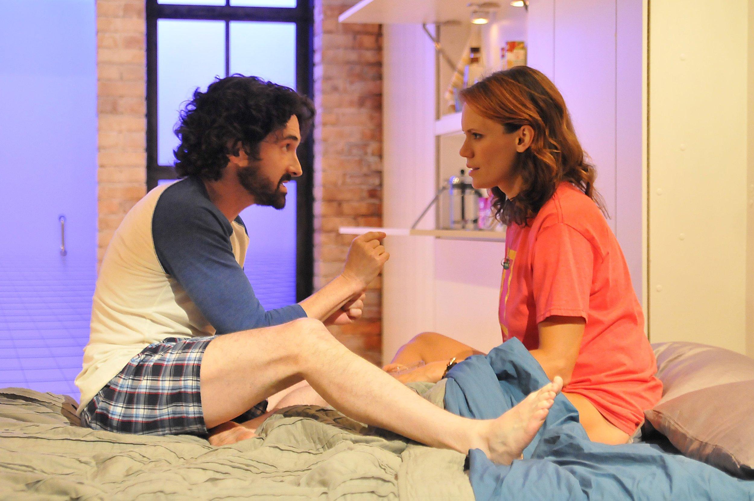 Steven Klein & Emily Swallow