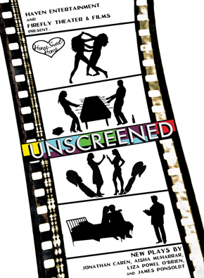 Unscreened 2015 poster