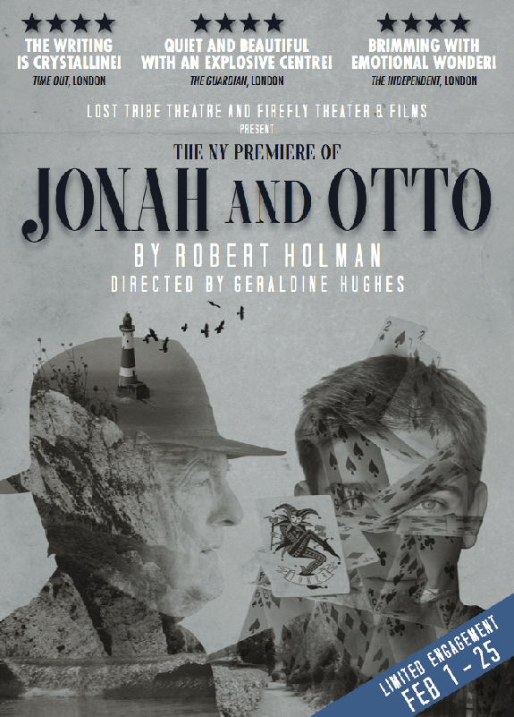 Jonah and Otto poster