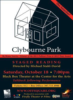 Clybourne Park poster