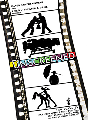 Unscreened 2014 poster
