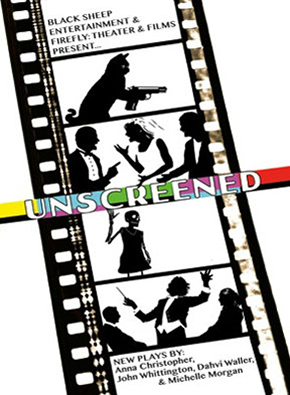 Unscreened 2012 poster