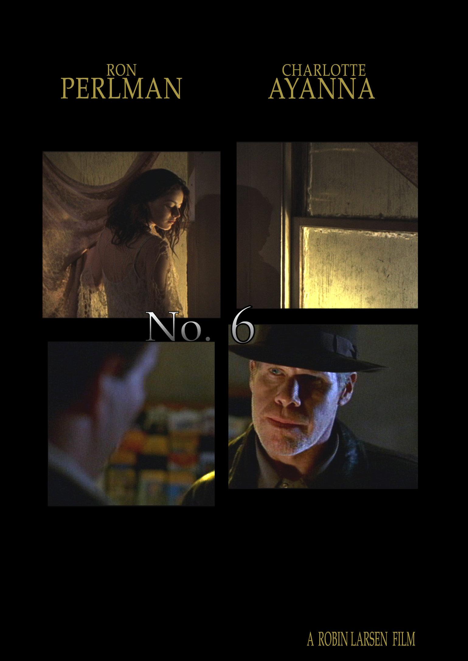 No. 6 poster