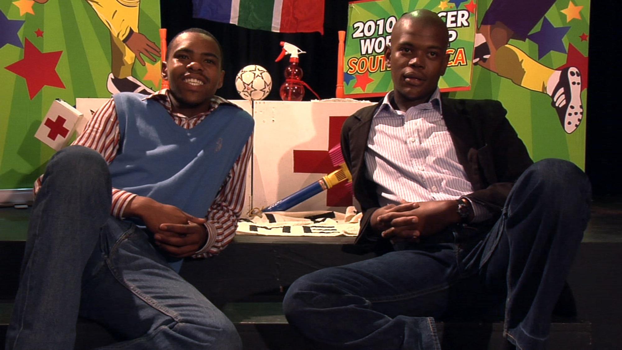 Siphiwe Fangase & Nkumbuzo Nkonyana