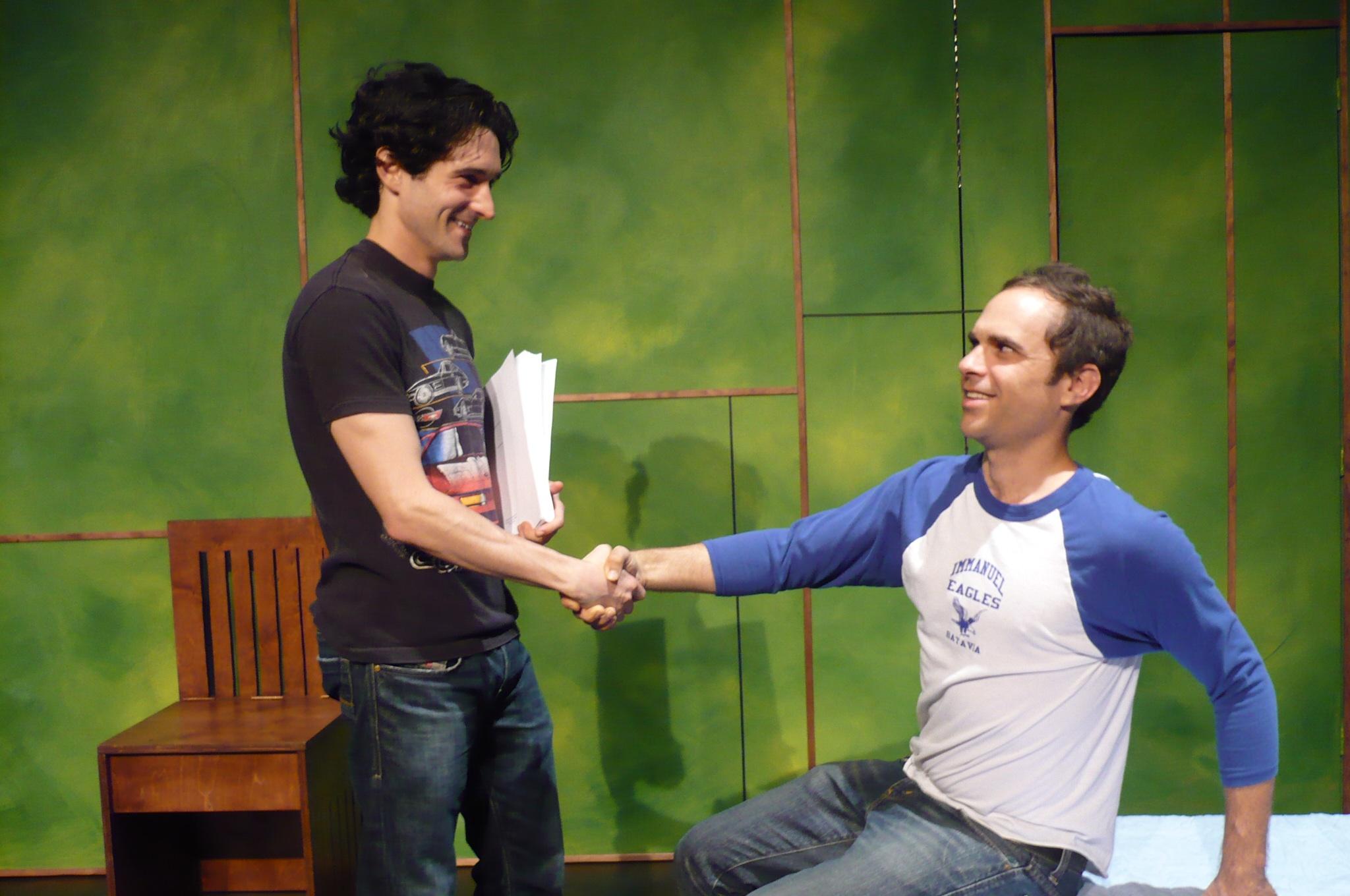 Steven Klein & Ryan Johnston