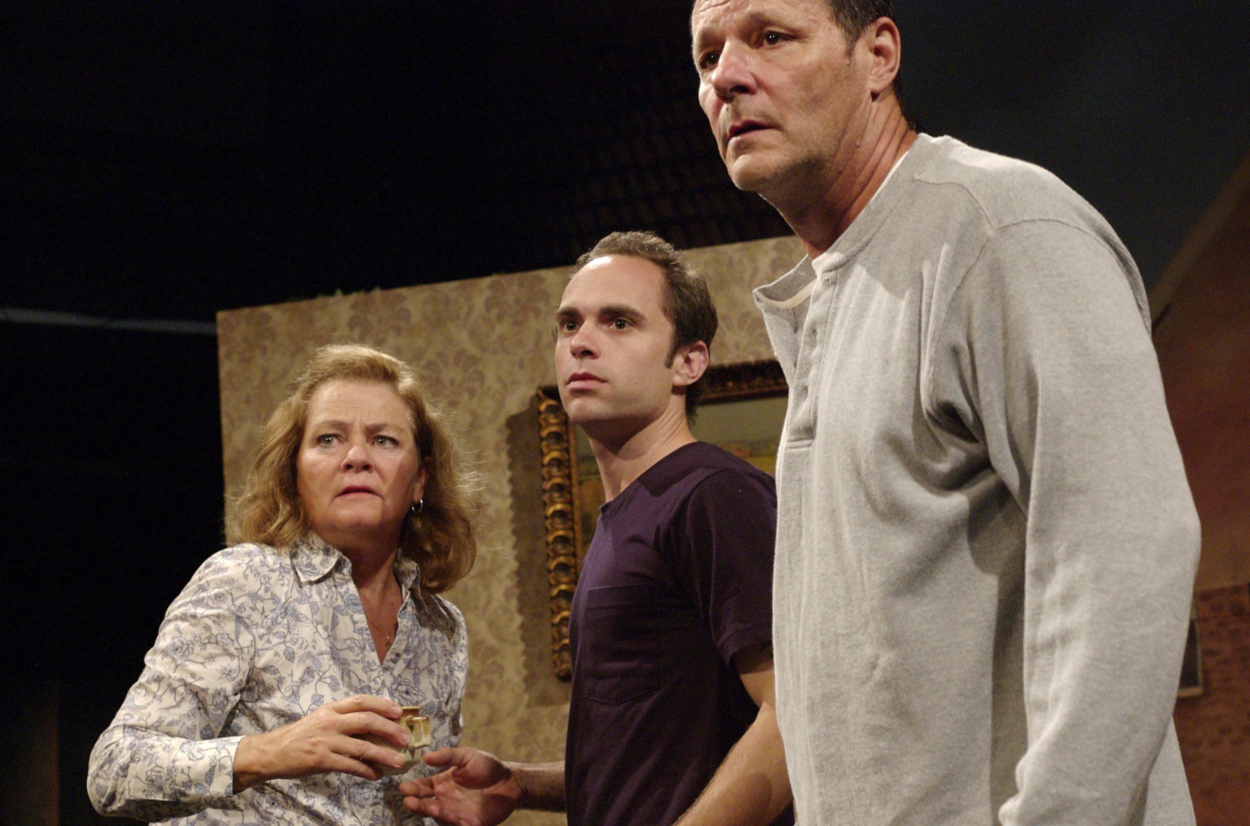 Karen Landry, Ryan Johnston, & Chris Mulkey