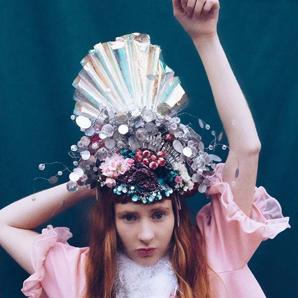 Fantastical Head Dress Class - SewFabulous