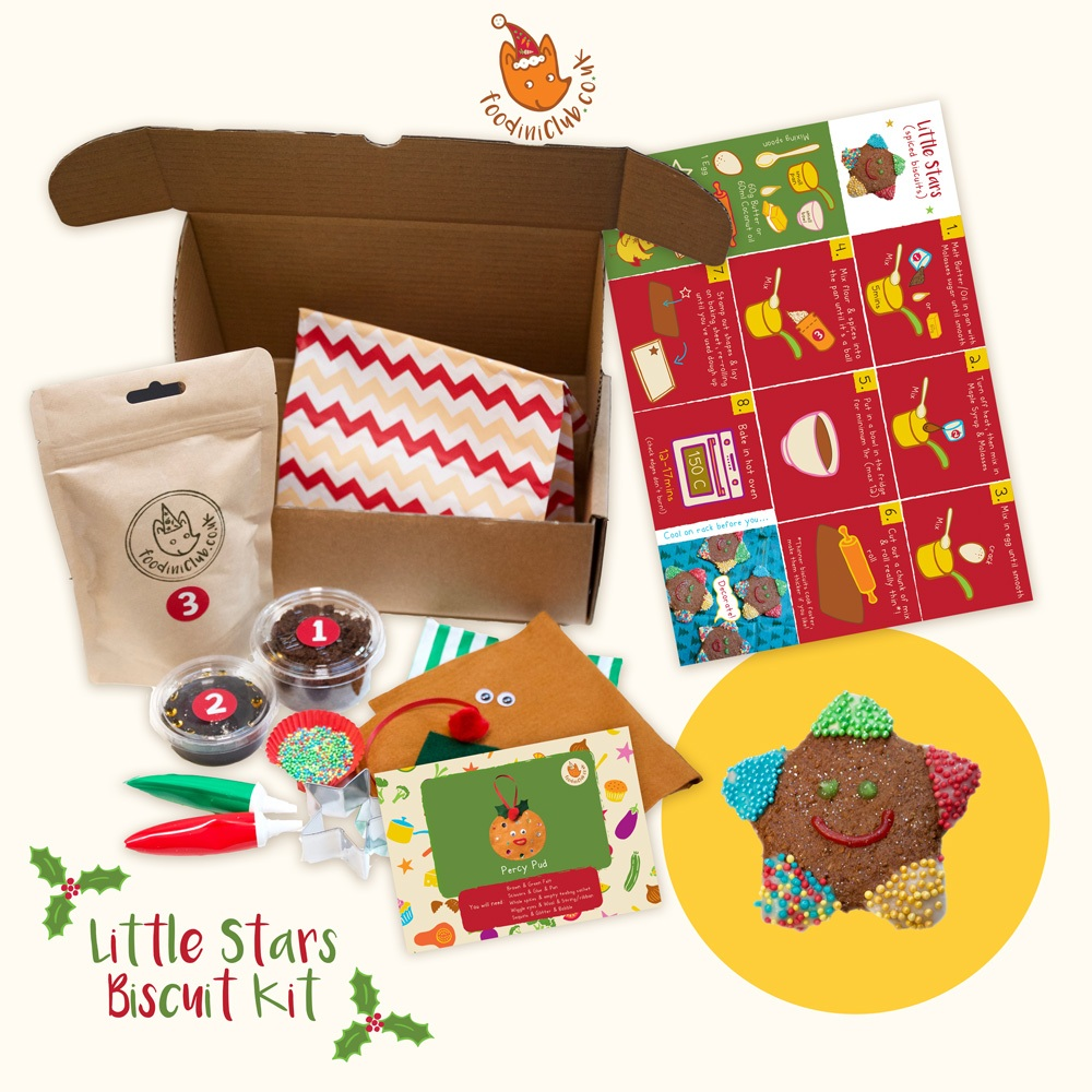 Little Starts Biscuit Kit - Foodini
