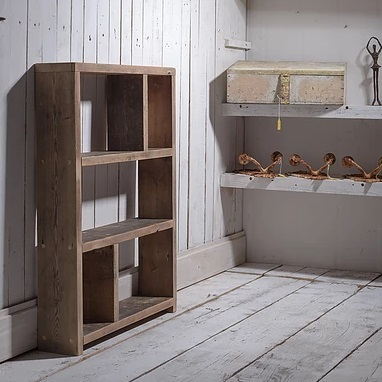 Small Bookcase - The Wood Store