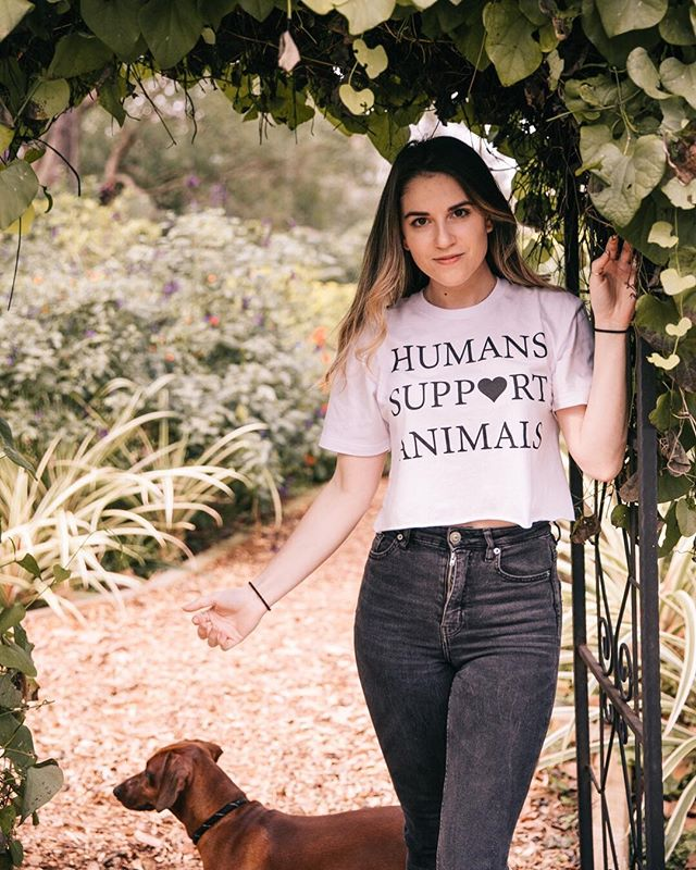 At @JarredandRubys we're pro doggy empowerment 🐾✌🏻 ⠀⠀⠀⠀⠀⠀⠀⠀⠀ ⠀⠀⠀⠀⠀⠀⠀⠀⠀ Support your local dog rescues and shelter animals.  #RepYourRuby #LocalLoveOrlando
