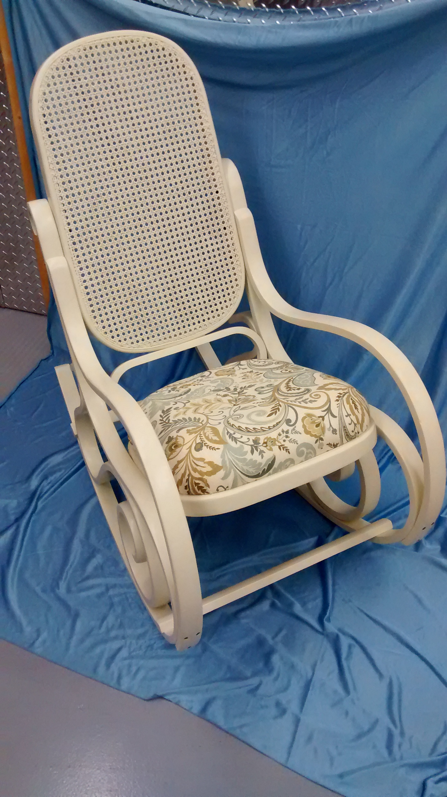 Upgraded Bentwood Rocking Chair