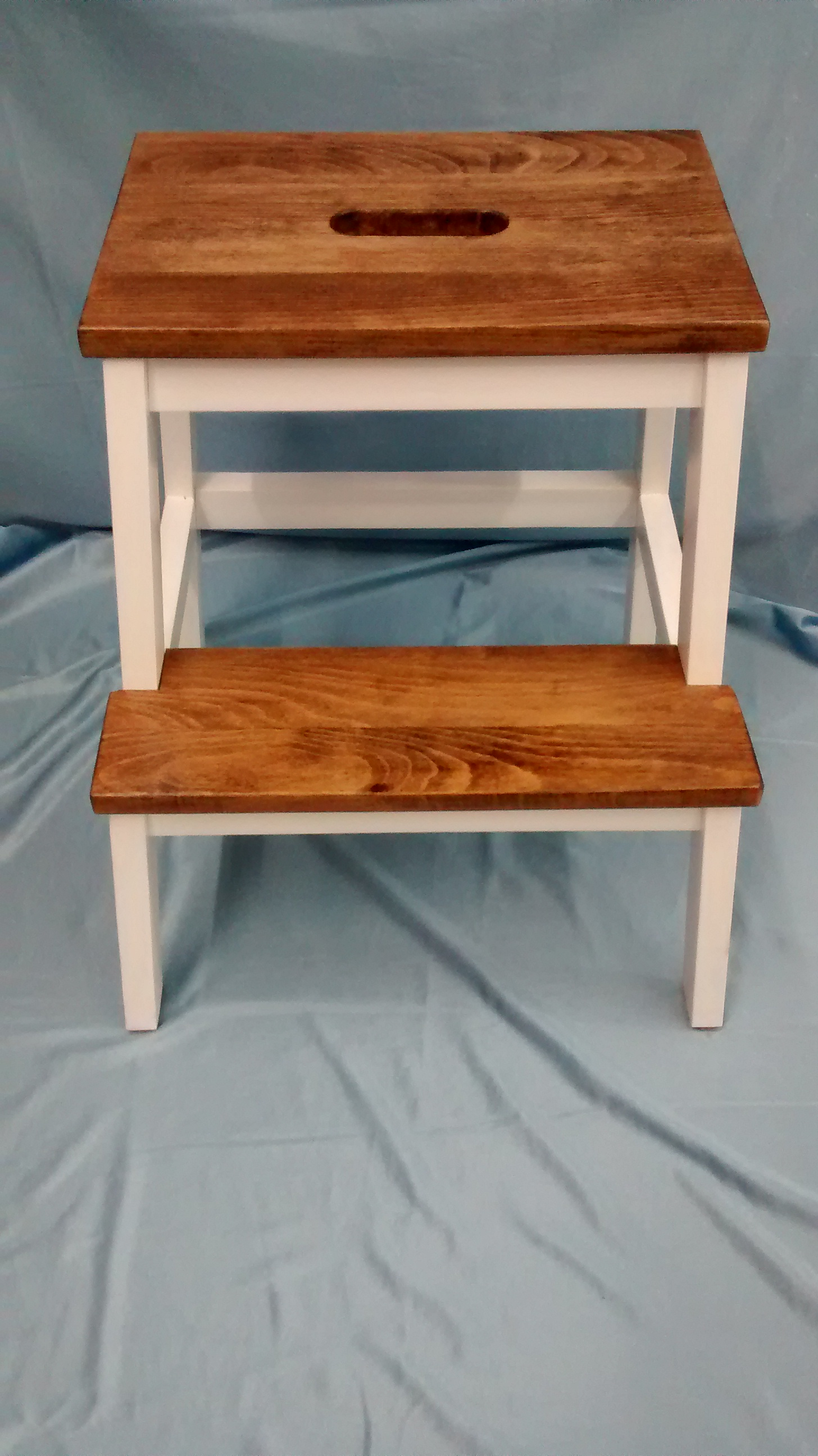 Upgraded Two-Step Stool