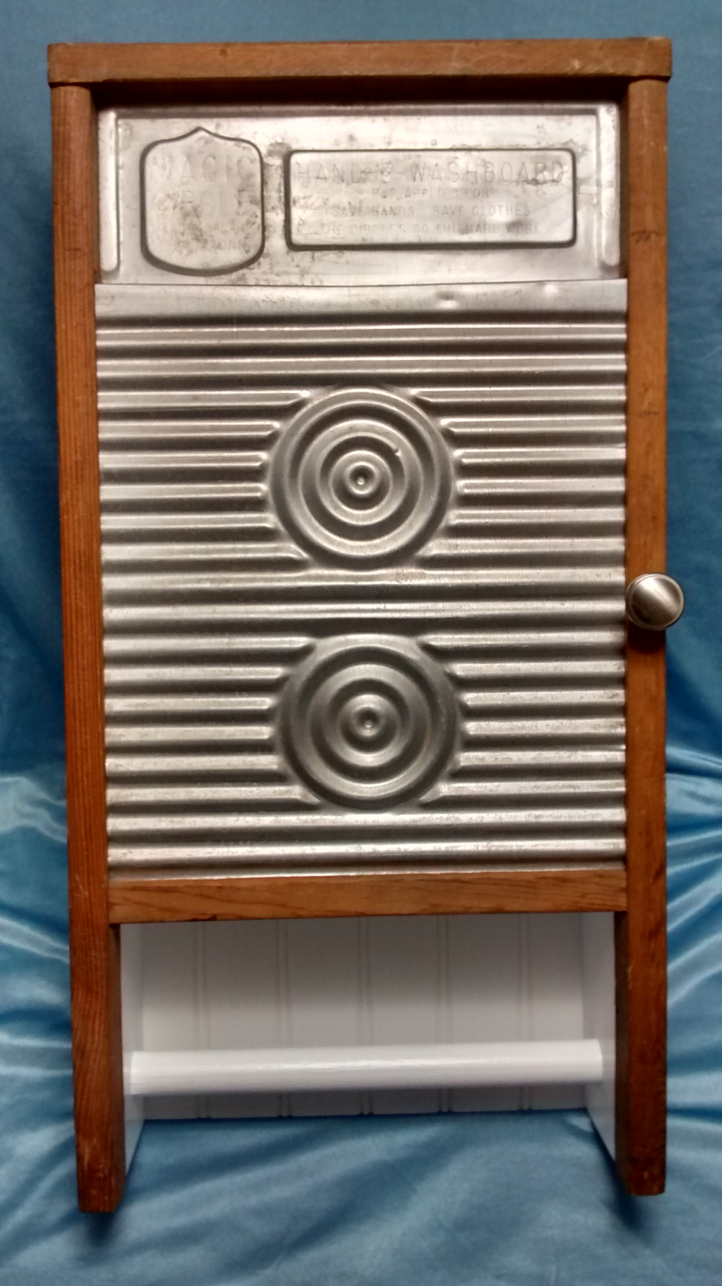 Aluminum Washboard Cabinet