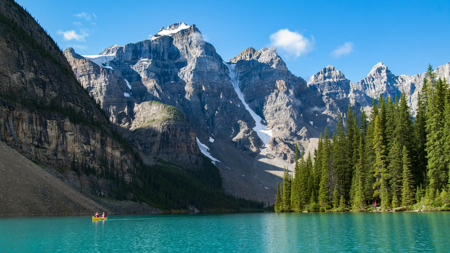 NATIONAL PARKS OF THE CANADIAN ROCKIES -