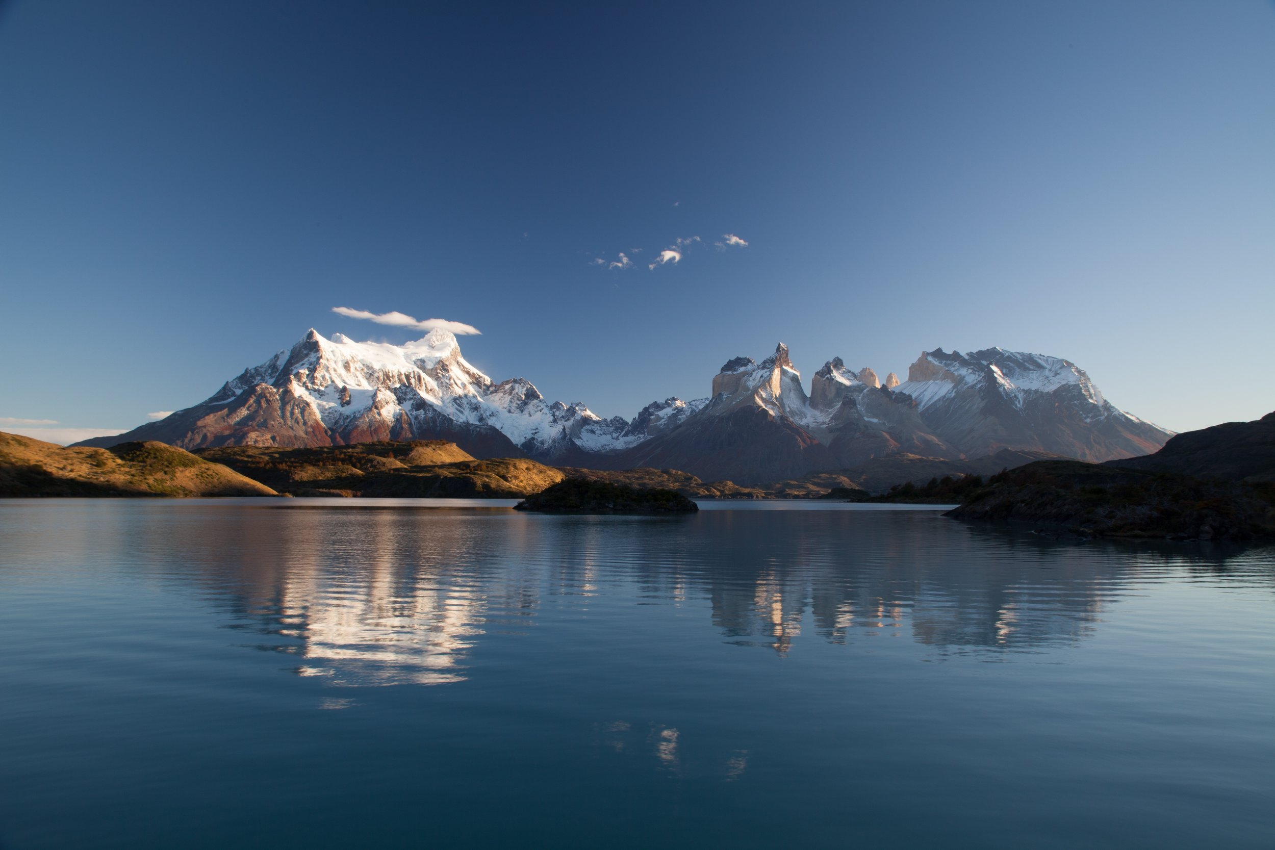 end of the earth, Patagonia -