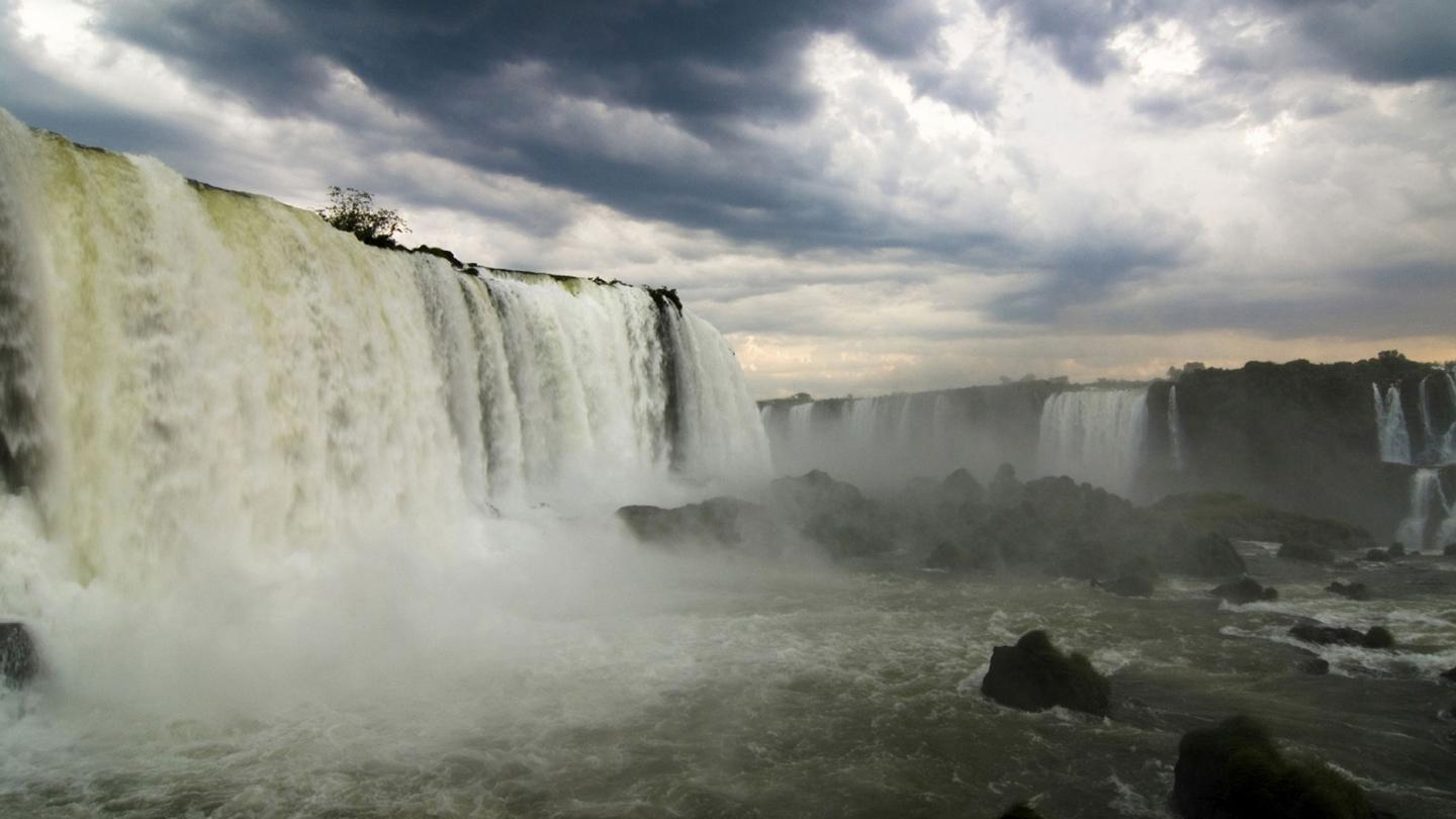 in search of iguassau - rio to buenos aires -