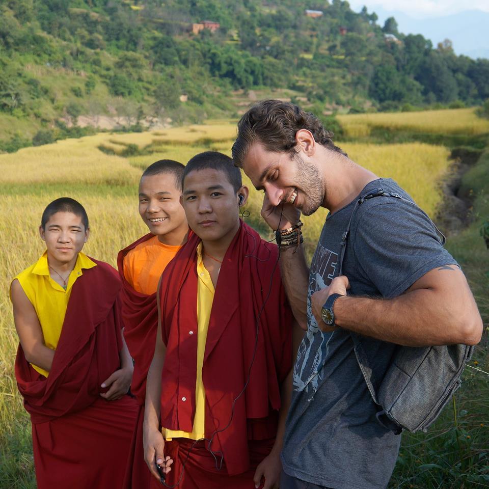 Κατμαντού,   Νεπάλ - 29 Ιανουαρίου, 2019   Μοιράζοντας μελωδίες 🎵